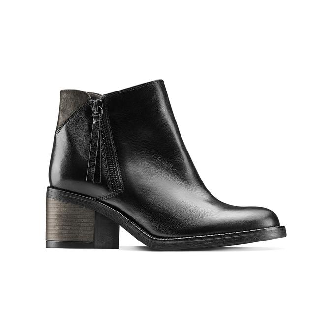 Women's shoes bata, Noir, 694-6421 - 13