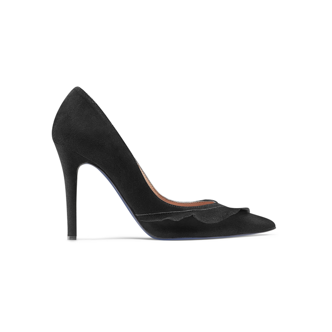 Women's shoes bata, Noir, 723-6155 - 26