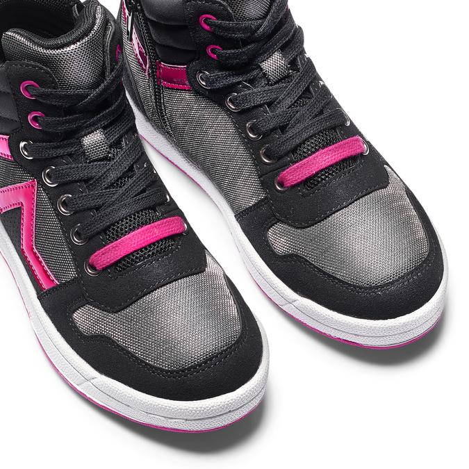 Childrens shoes mini-b, Noir, 321-6291 - 15