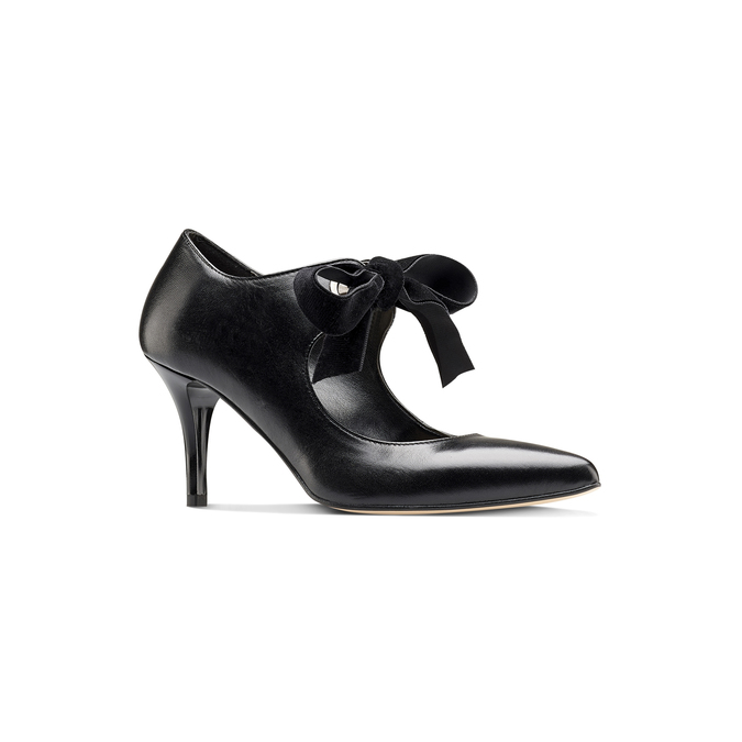 Women's shoes insolia, Noir, 724-6983 - 13