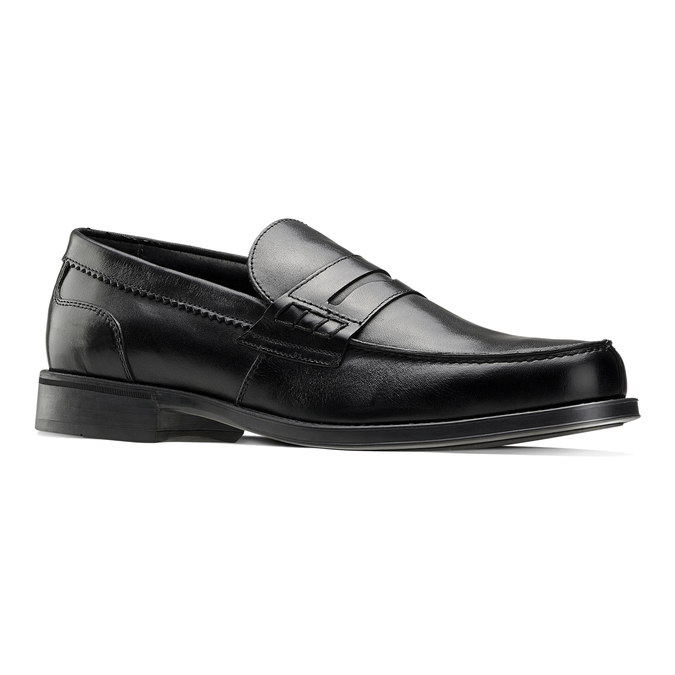 Men's shoes bata, Noir, 814-6175 - 13