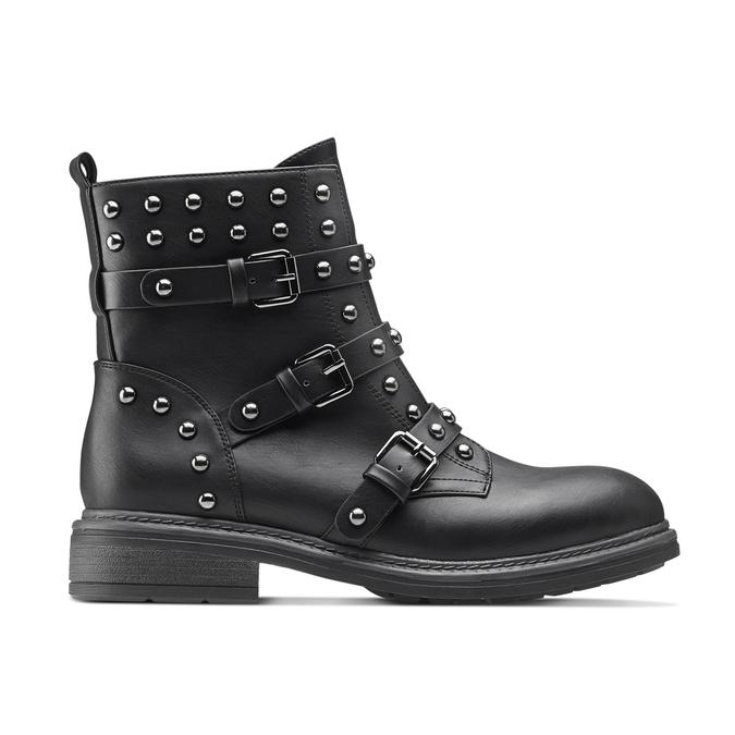 BATA Chaussures Femme bata, Noir, 591-6137 - 26