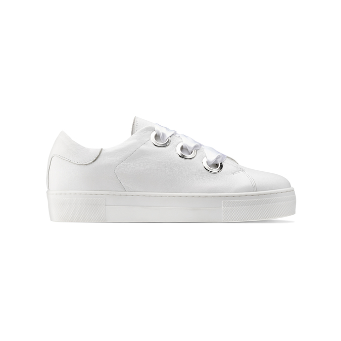 Women's shoes north-star, Blanc, 544-1359 - 26