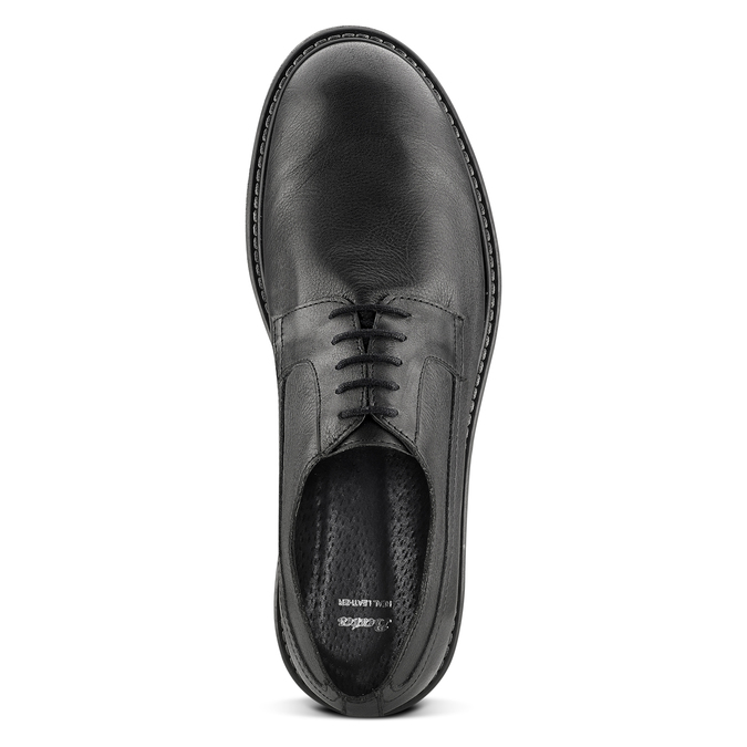 Men's shoes bata, Noir, 824-6159 - 15