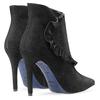 BATA M Chaussures Femme bata, Noir, 793-6198 - 19