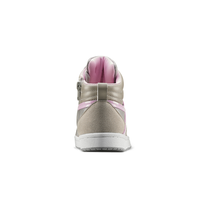 Childrens shoes mini-b, Gris, 321-2292 - 16