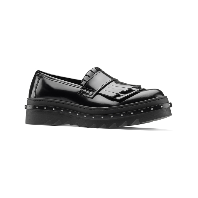 Women's shoes bata, Noir, 514-6398 - 13