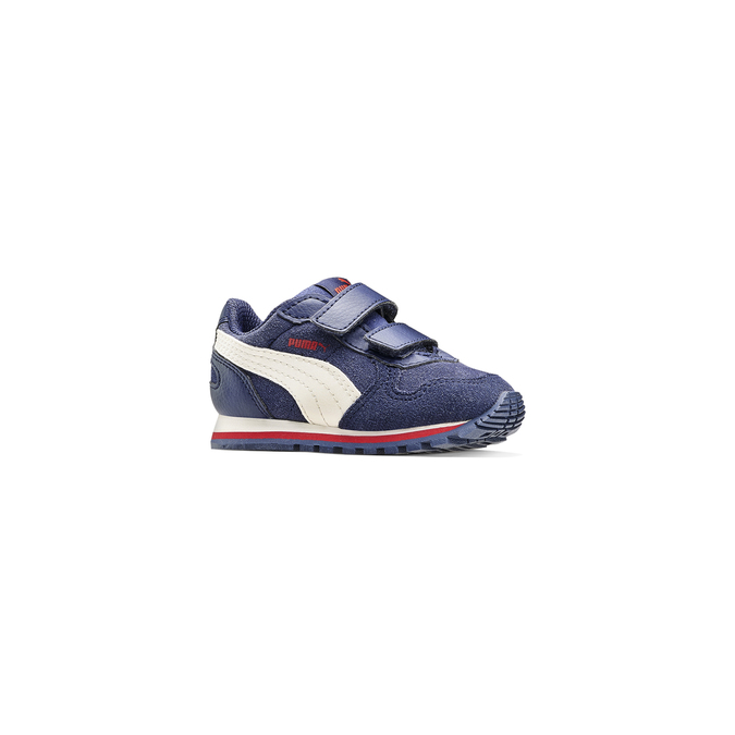 Childrens shoes puma, Violet, 103-9182 - 13
