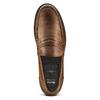 Men's shoes bata, Brun, 814-3175 - 17