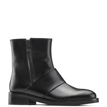 Women's shoes bata, Noir, 594-6330 - 13