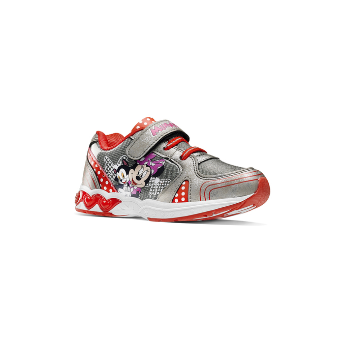 Childrens shoes minnie, Gris, 229-2209 - 13