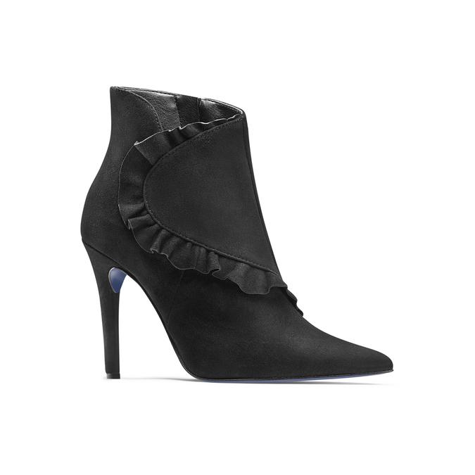 BATA M Chaussures Femme bata, Noir, 793-6198 - 13