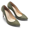 Women's shoes insolia, Vert, 723-7111 - 19