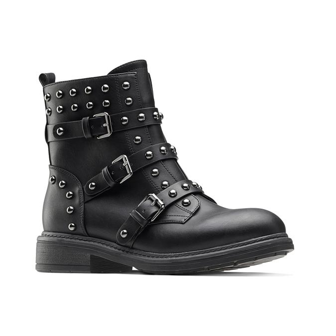 BATA Chaussures Femme bata, Noir, 591-6137 - 13