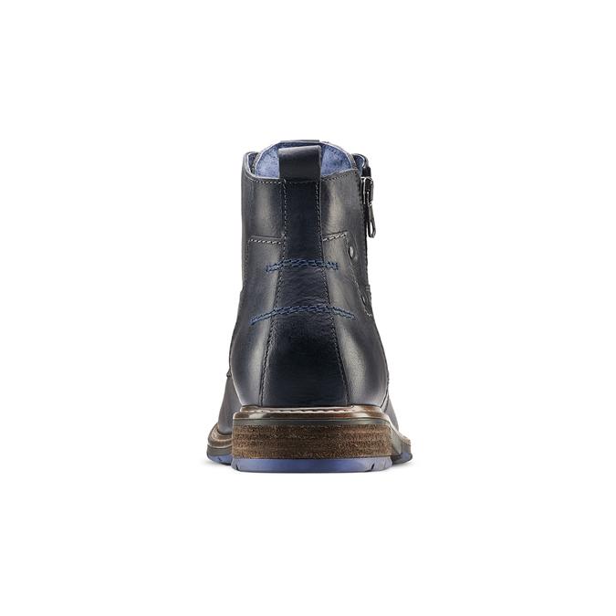 Men's shoes bata, Noir, 894-6718 - 16