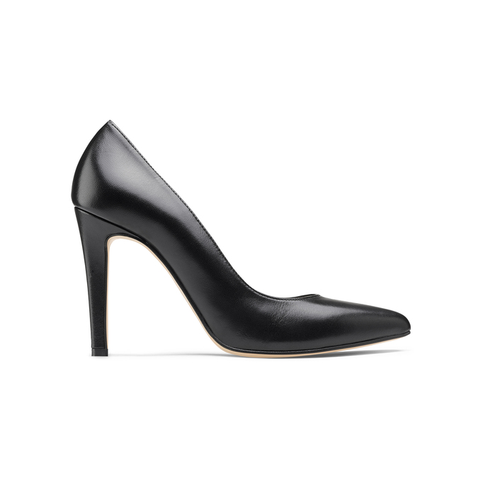 Women's shoes insolia, Noir, 724-6111 - 26