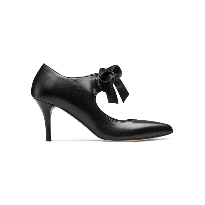 Women's shoes insolia, Noir, 724-6983 - 26