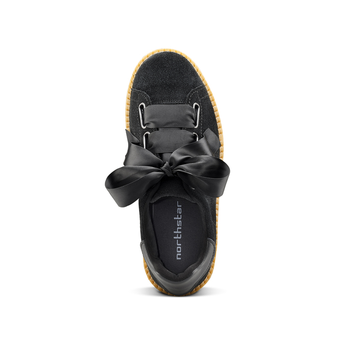 Women's shoes north-star, Noir, 523-6484 - 15