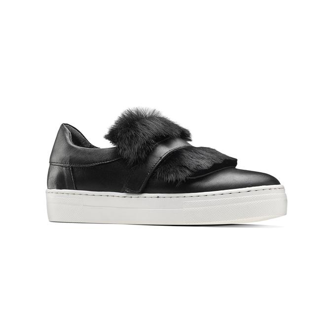 Women's shoes north-star, Noir, 544-6114 - 13