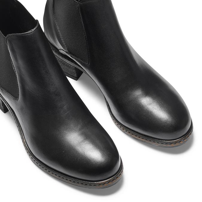 Chaussures Femme bata, Noir, 694-6382 - 15