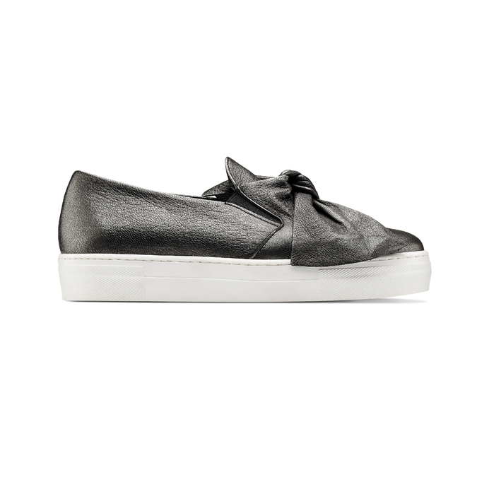 Women's shoes north-star, Gris, 514-2265 - 26