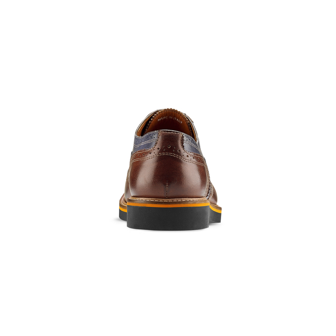 Men's shoes bata-the-shoemaker, Rouge, 824-5215 - 16