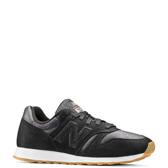 Childrens shoes new-balance, Noir, 509-6473 - 13