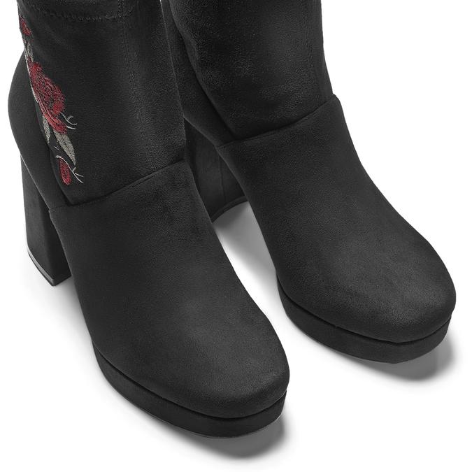 Women's shoes bata, Noir, 799-6157 - 15