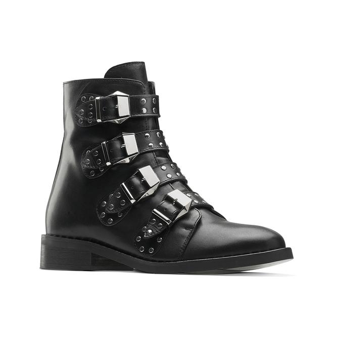 Women's shoes bata, Noir, 594-6192 - 13