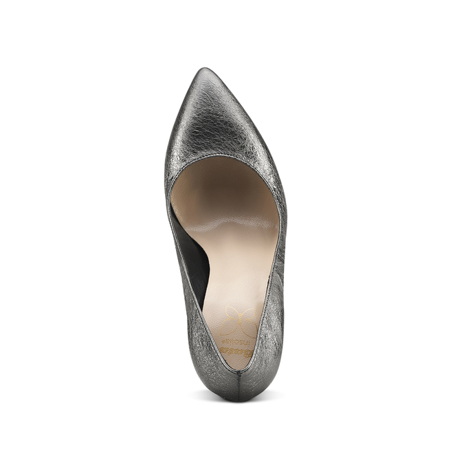 Women's shoes insolia, Gris, 724-2111 - 15