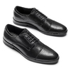 Men's shoes bata, Noir, 824-6999 - 26