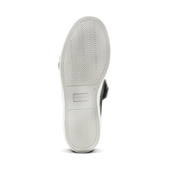Women's shoes north-star, Noir, 544-6114 - 17