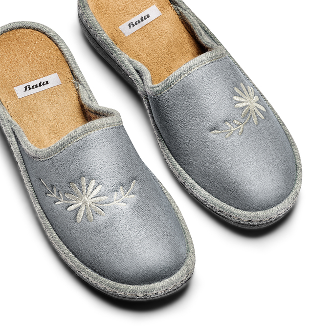 Women's shoes bata, Gris, 579-2280 - 26