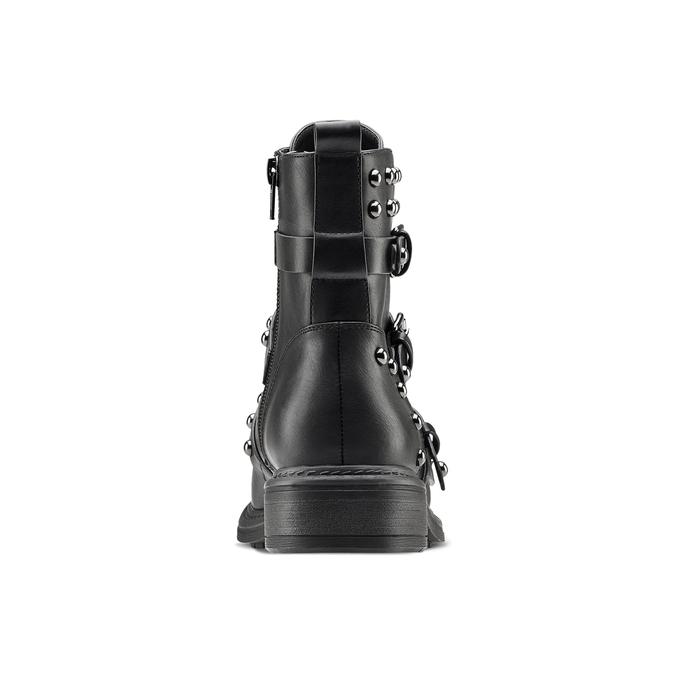 BATA Chaussures Femme bata, Noir, 591-6137 - 16