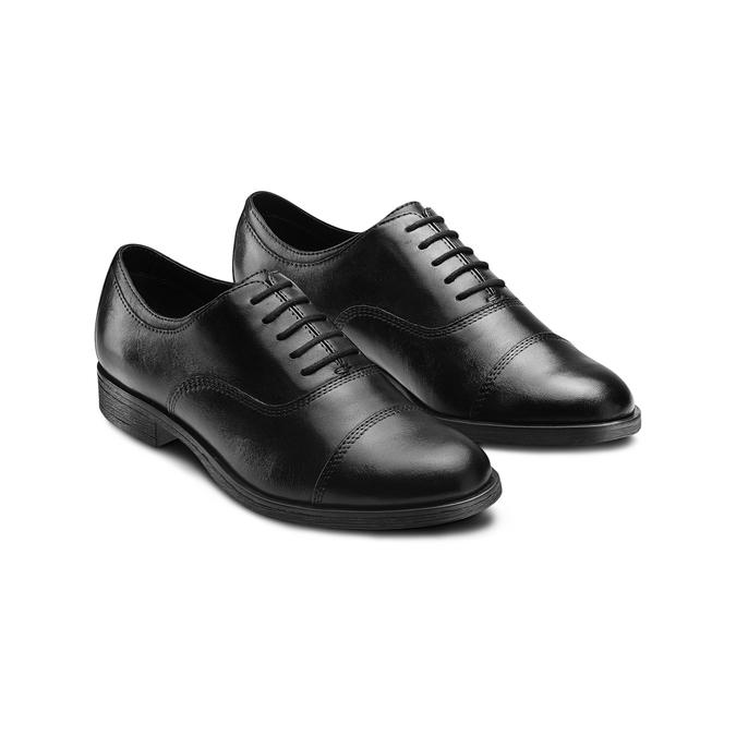 BATA Chaussures Femme bata, Noir, 524-6661 - 16