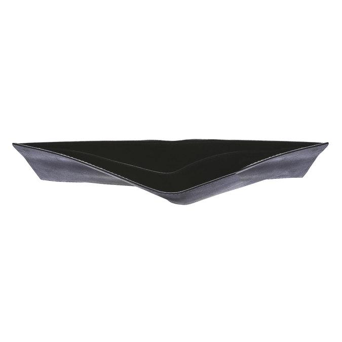 Portefeuille en cuir pour homme bata, Noir, 944-6135 - 17