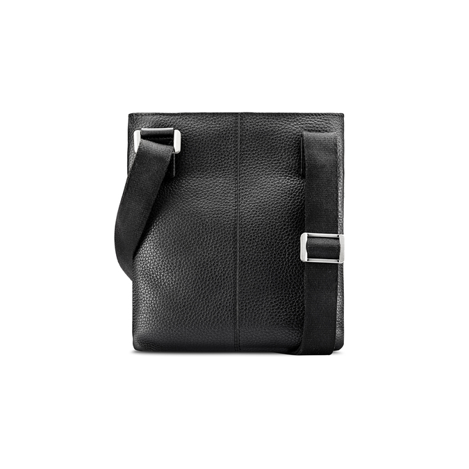 Cross body en cuir bata, Noir, 964-6131 - 26
