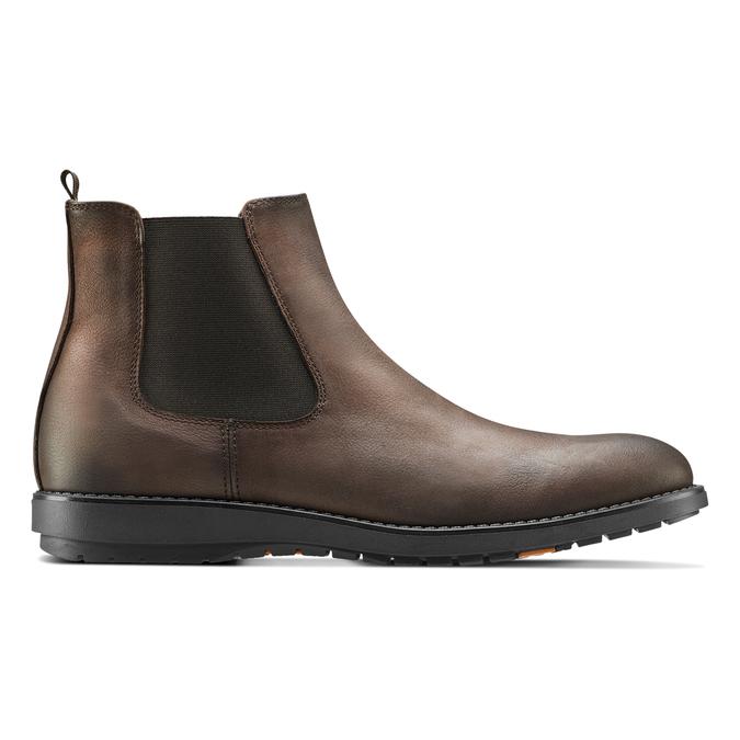 Men's shoes flexible, Brun, 894-3233 - 26