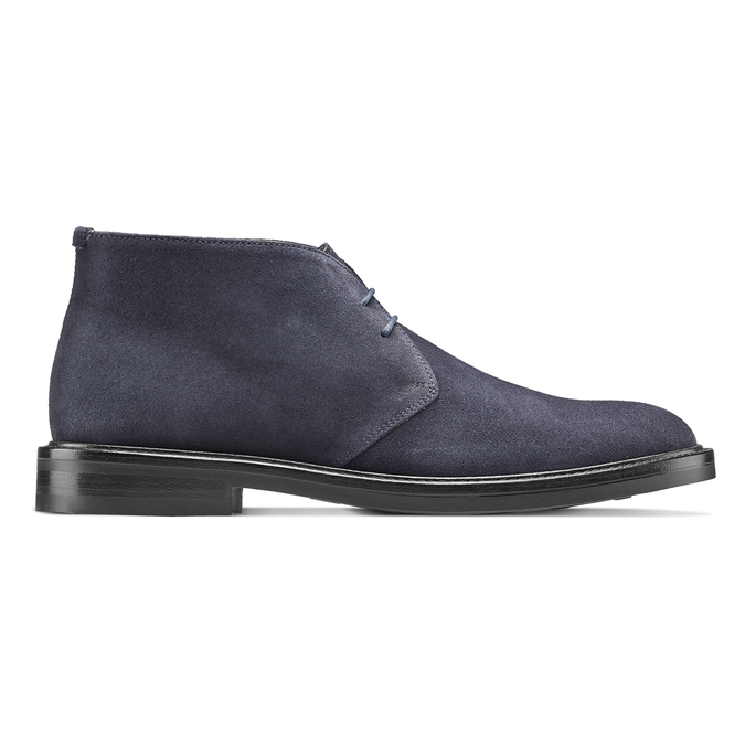 Men's shoes bata, Violet, 893-9734 - 26