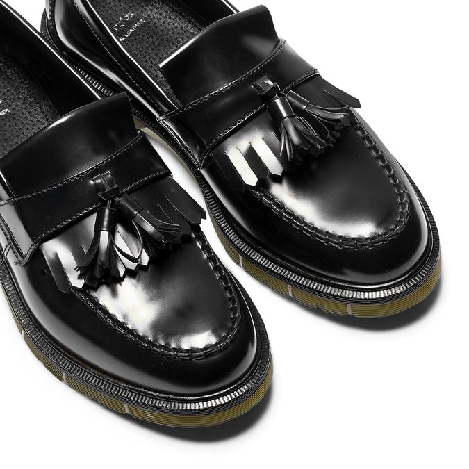 Men's shoes bata, Noir, 814-6176 - 19