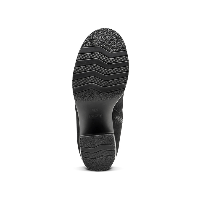 Women's shoes bata, Noir, 799-6660 - 17