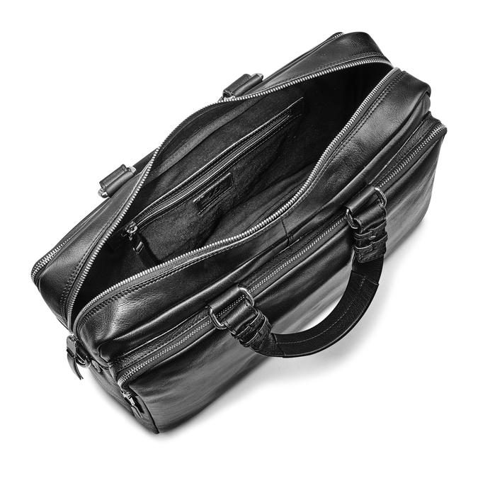 Bag bata, Noir, 964-6106 - 16
