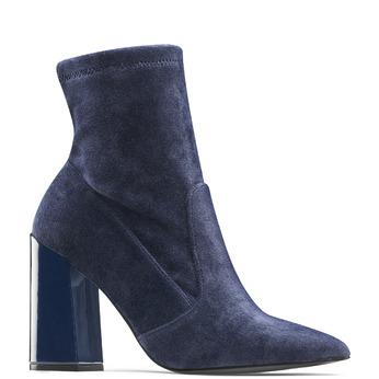 Women's shoes bata, Violet, 799-9648 - 13