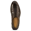 Men's shoes bata-the-shoemaker, Brun, 824-4185 - 15