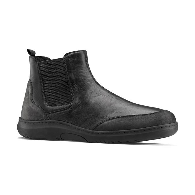 Men's shoes, Noir, 894-6712 - 26