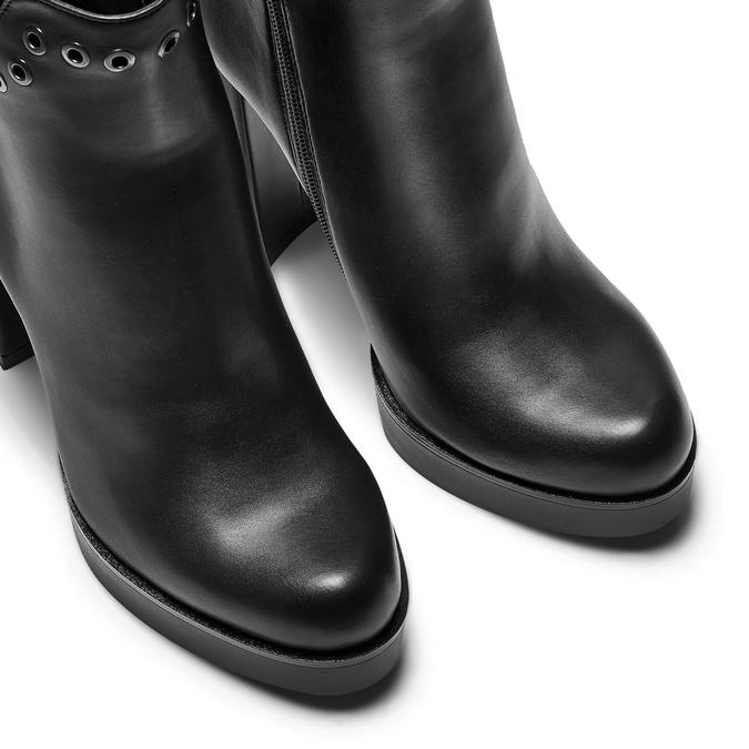 Women's shoes bata, Noir, 791-6658 - 15
