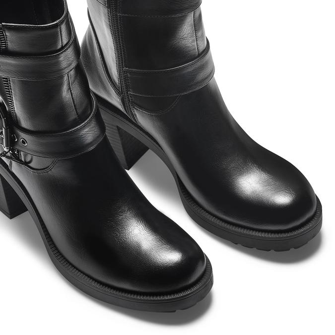 BATA Chaussures Femme bata, Noir, 791-6680 - 15