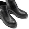 Women's shoes bata, Noir, 591-6155 - 15