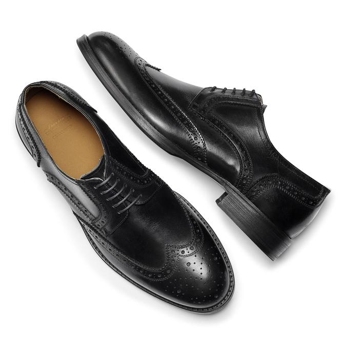 Men's shoes bata-the-shoemaker, Noir, 824-6185 - 19