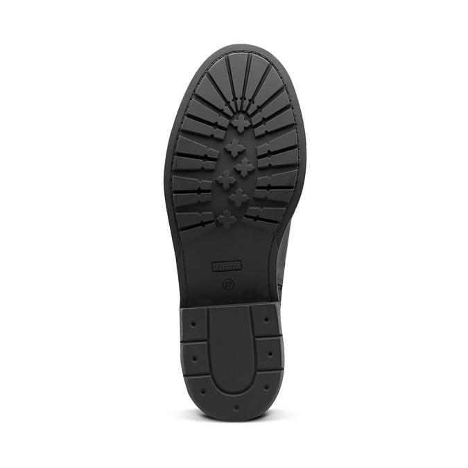 Women's shoes bata, Noir, 591-6155 - 17